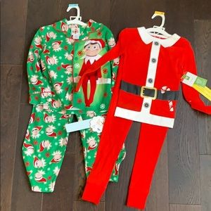 Christmas pajama Lot Size 5